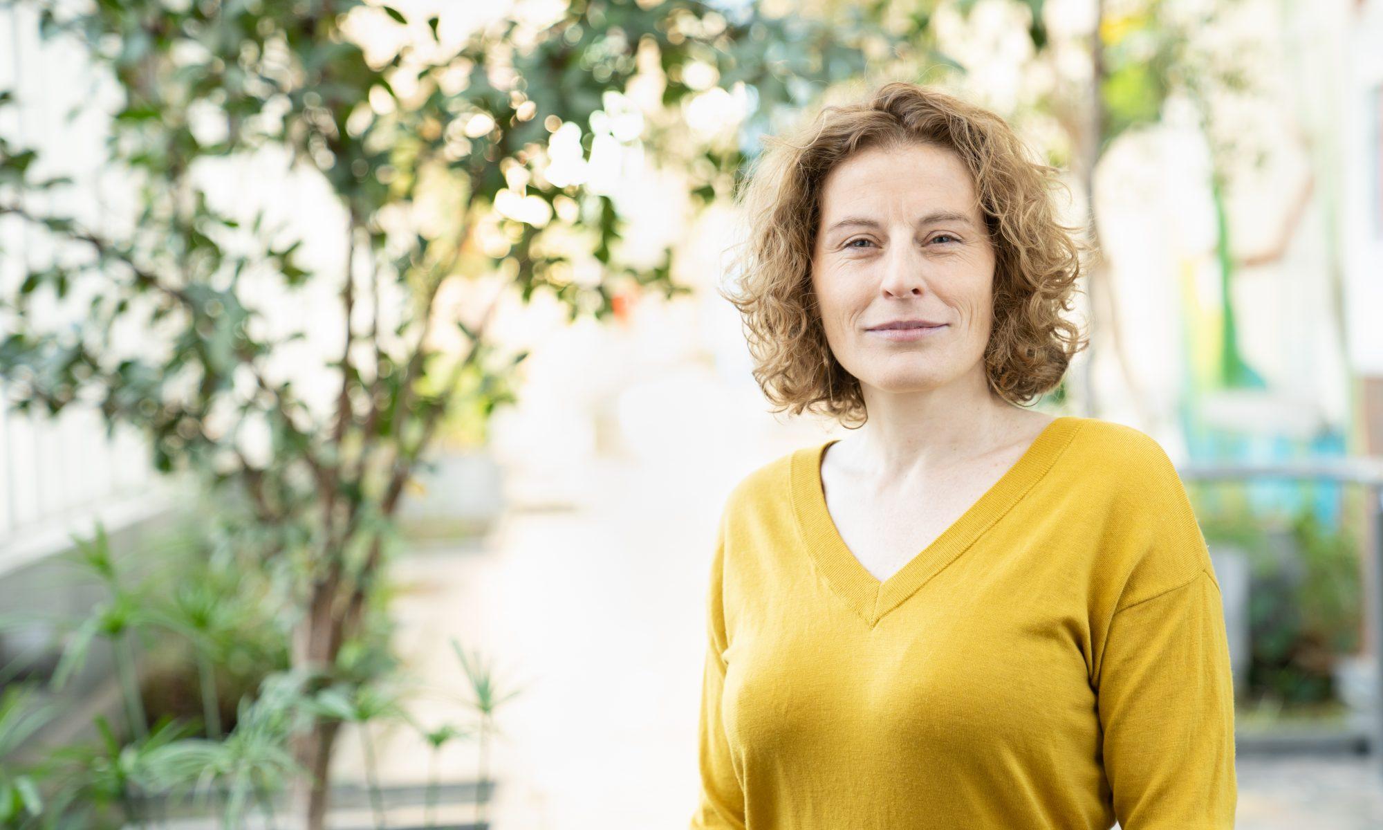 Barbara de Radiguès - Députée au Parlement bruxellois